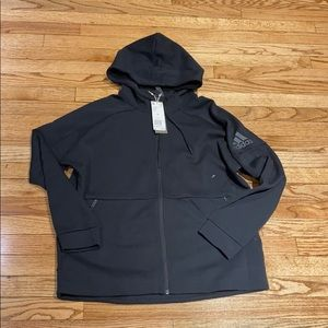 NWT Adidas women's Stadium hoodie size XL